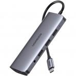 UGREEN USB C 10 Bağlantılı Hub Adaptör