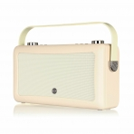 VQ HEPMKII Home Audio Bluetooth Radyo-Cream