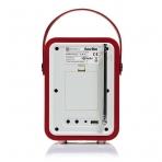 VQ MINI Home Audio Bluetooth Radyo-Red