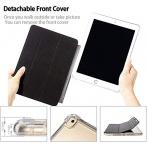 Valkit iPad Standlı Kılıf (10.2 inç)(7.Nesil)-Black