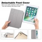 Valkit iPad Standlı Kılıf (10.2 inç)(7.Nesil)-Grey