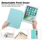 Valkit iPad Standlı Kılıf (10.2 inç)(7.Nesil)-Mint Green