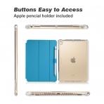 Valkit iPad Standlı Kılıf (10.2 inç)(7.Nesil)-Sky Blue