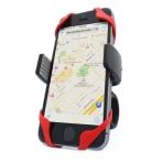 Vibrelli Bisiklet ve Motosiklet İçin Telefon Tutucu