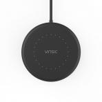 Vinsic Ultra İnce Qi Kablosuz Şarj Cihazı
