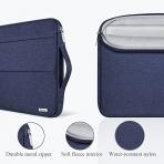 Voova MacBook Air/Pro Laptop Sleeve Çanta (13-13.3 inç)-Blue