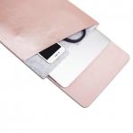 WALNEW Macbook Air Sleeve Çanta (13 inç)-Pink