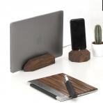 Woodcessories EcoRest MacBook Standı-Walnut