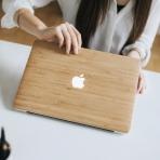 Woodcessories MacBook Pro EcoSkin Sticker (13 inç/Touchbar)-Bamboo