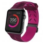 X-Doria Apple Watch Soft Silikon Kayış (38mm)