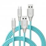 Xcentz USB C Kablo (1M) (2 Adet)