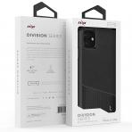 Zizo Apple iPhone 11 Division Serisi Kılıf (MIL-STD-810G)-Black Black