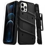 Zizo Apple iPhone 12 Pro Max Bolt Serisi Kılıf (MIL-STD-810G)