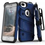 Zizo iPhone 7 Plus Bolt Series Kemer Klipsli Kılıf ve Ekran Koruyucu (MIL-STD-810G)