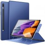 Ztotop Galaxy Tab S7 Plus Manyetik Akıllı Kılıf (12.4 inç)