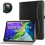 Ztotop iPad Pro Deri Standlı Kılıf (11 inç)(2. Nesil)