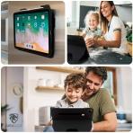 Zugu Case iPad Pro The Alpha Kılıf (12.9 inch)(2020)(4. Nesil)-Purple