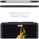 Zugu Case iPad Pro The Alpha Kılıf (12.9 inch)(2020)(4. Nesil)-Red