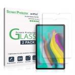 amFilm Galaxy Tab S5e Temperli Cam Ekran Koruyucu (2 Adet)