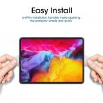 amFilm iPad Pro Temperli Cam Ekran Koruyucu (11 inç)(2.Nesil)(2 Adet)
