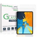 amFilm iPad Pro Temperli Cam Ekran Koruyucu (11inç) (2Adet)