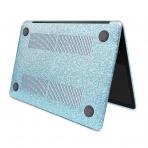 anban MacBook Air Simli Koruyucu Kılıf (Retina 13.3 inç)-Loyal Blue
