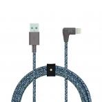 candywirez Örgülü Lightning Kablo (2M)