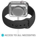 i-Blason Apple Watch 4 Halo Serisi Kılıf (44mm) (4Adet)