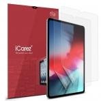 iCarez iPad Pro Mat Ekran Koruyucu Film (12.9inç)(2018)(2Ad)