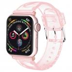 iiteeology Apple Watch Simli Kayış (42mm/44mm)-Pink