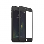mophie Apple iPhone 8 Plus 3D Cam Ekran Koruyucu (Siyah)