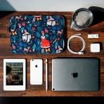 tomtoc Tablet Çantası (7.9 inç)-Dazzling Blue