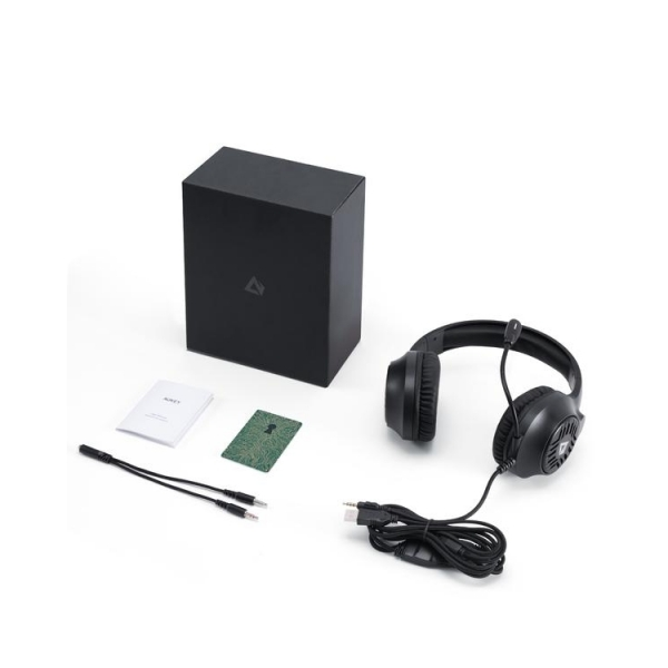 AUKEY GHX1 RGB Oyun Kulaklığı (Siyah)