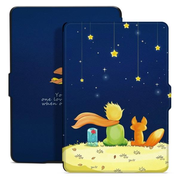 Ayotu Kindle Paperwhite Kılıf-The Boy and Fox
