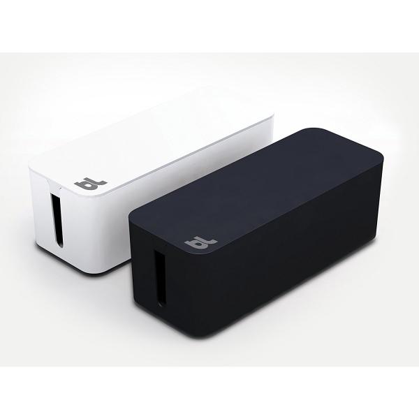 Bluelounge Kablo Kutusu-Blanc