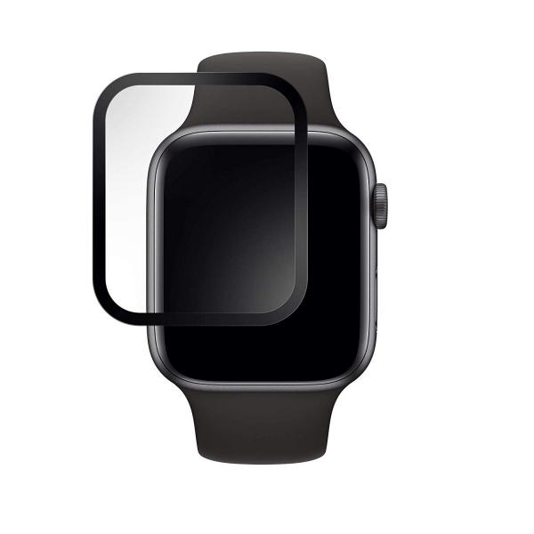 BodyGuardz Apple Watch Serisi 4 PRTX Cam Ekran Koruyucu (40mm)