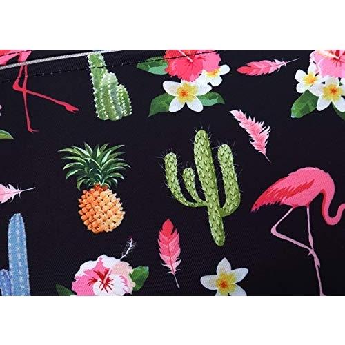 Canvaslife Kanvas Laptop Çantası (13.3 inç)-Flamingos