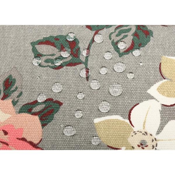 Canvaslife Su Geçirmez Laptop Omuz Çantası (13.3inç)-Gray Roses