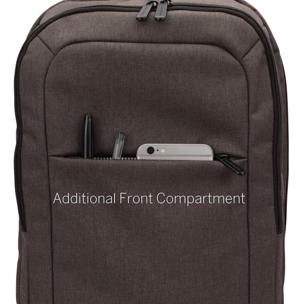 CaseCrown Apple MacBook Pro Laptop Sırt Çantası (15 inç)-Brown