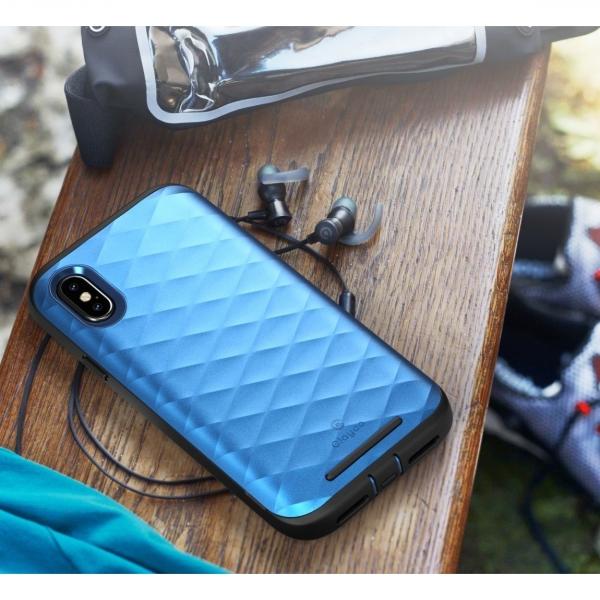 Clayco iPhone X Hera Serisi Kılıf