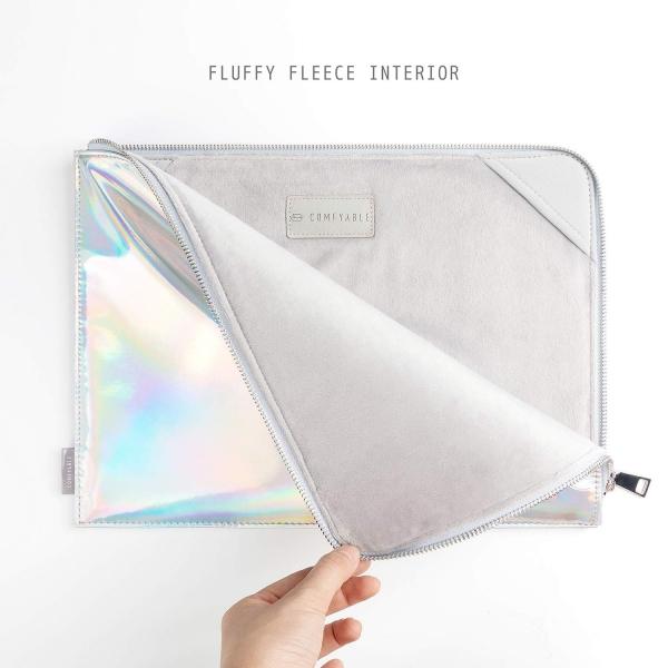 Comfyable MacBook Pro/Air Holografik Laptop Çantası (13-13.3 inç)