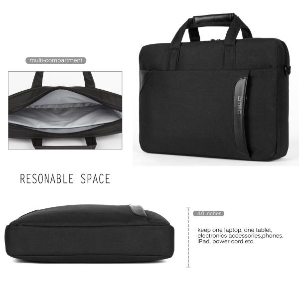 DTBG Laptop Omuz ve El Çantası-Black