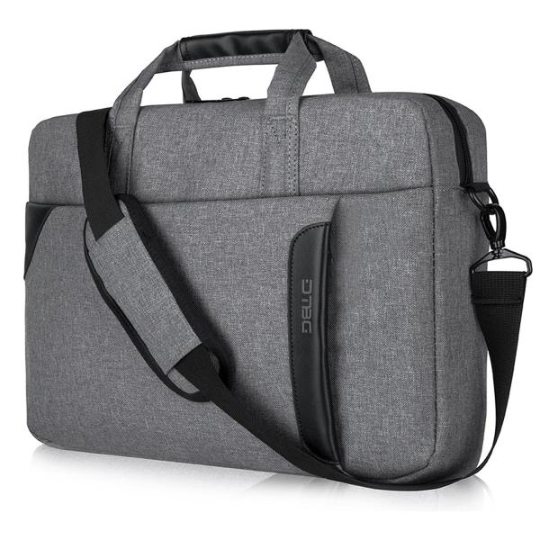 DTBG Laptop Omuz ve El Çantası-Grey