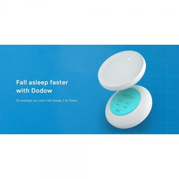 Dodow Hızlı Uyku Cihazı (White)