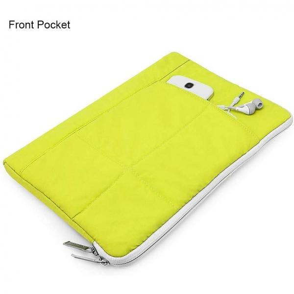 ECCRIS Tablet Sleeve (10.5 inç)-Lime Green