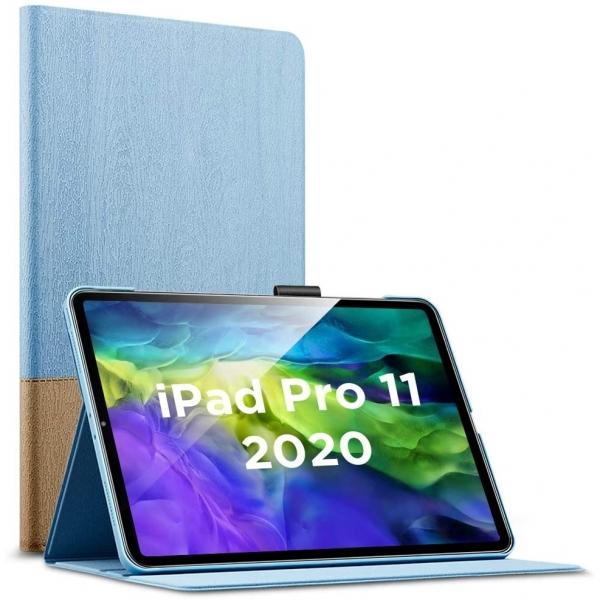 ESR Apple iPad Pro Urban Standlı Kılıf (11 inç) (2020)-Sky
