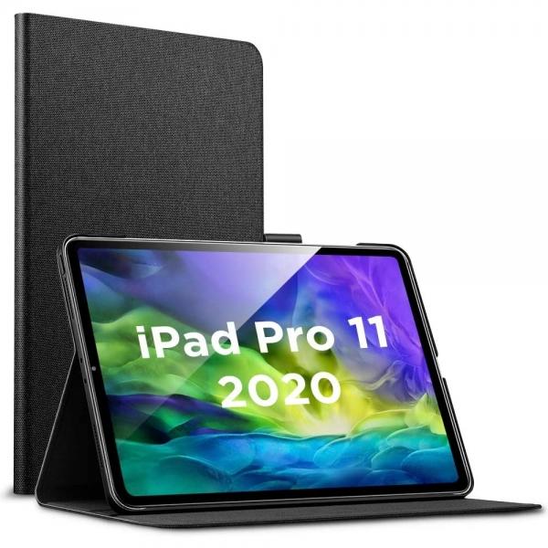 ESR Apple iPad Pro Urban Standlı Kılıf (11 inç) (2020)-Charcoal