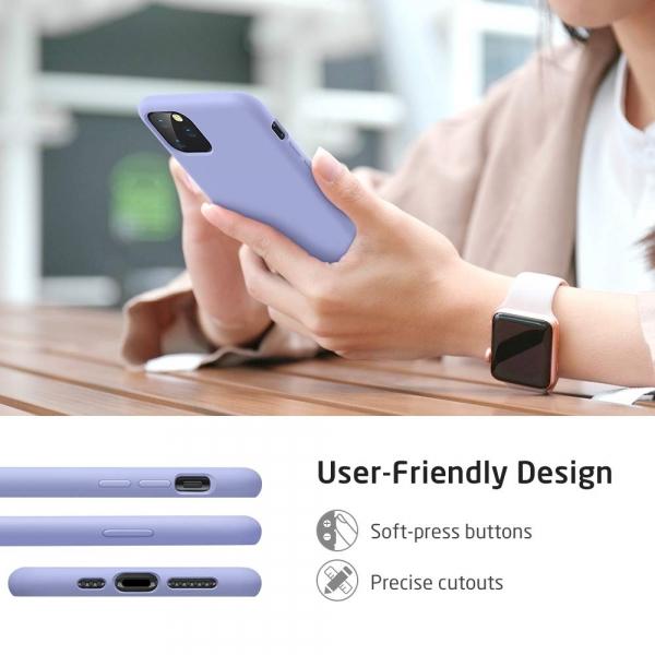 ESR Apple iPhone 11 Pro Max Yippee Serisi Kılıf-Lavender Purple