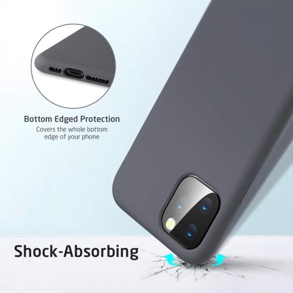 ESR Apple iPhone 11 Pro Max Yippee Serisi Kılıf-Grey
