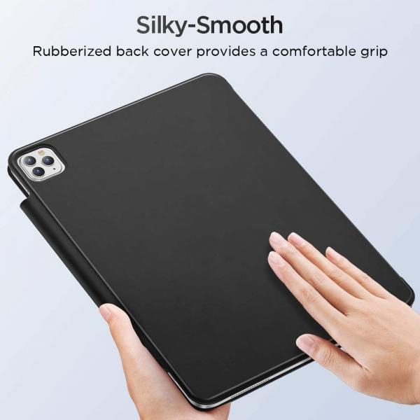 ESR iPad Pro Rebound Manyetik Akıllı Kılıf (12.9 inç)(4. Nesil)-Black